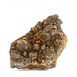 Kulanite, Siderite, 5.6 x 3.8 x 2.6 cm.