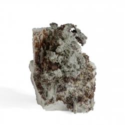 Elpidite, 11 x 9.5 x 8 cm.