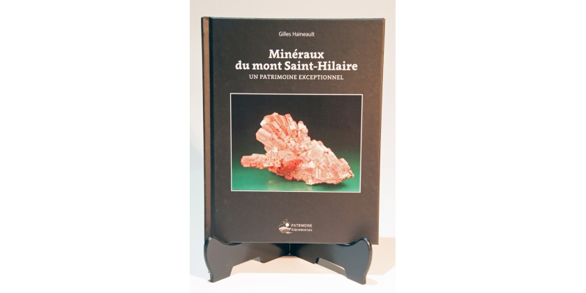 Mineral books for collectors